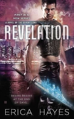 Revelation (Seven Signs), Hayes, Erica, Good Condition, Book