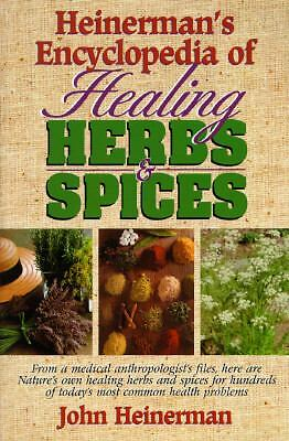 Heinerman's Encyclopedia of Healing Herbs & Spices, Heinerman, John