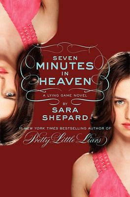 The Lying Game #6: Seven Minutes in Heaven, Shepard, Sara, Good Condition, Book
