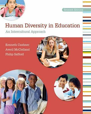 Human Diversity in Education: An Intercultural Approach  Cushner, Kenneth, McCl