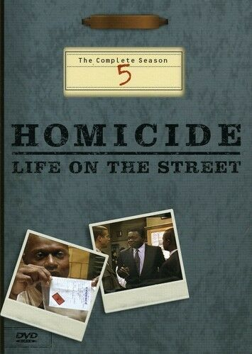 Homicide Life on the Street - The Complete Season 5 by Richard Belzer, Andre Br