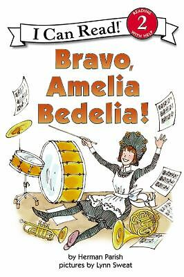 Bravo, Amelia Bedelia!, Parish, Herman, Good Condition, Book