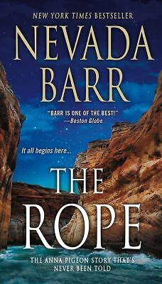 The Rope: An Anna Pigeon Novel (Anna Pigeon Mysteries), Barr, Nevada