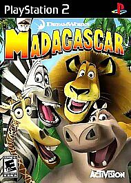 Activision 102946 Paly Station 2 Madagascar DS Game, Activision