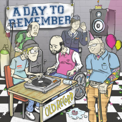 Old Record, A Day to Remember