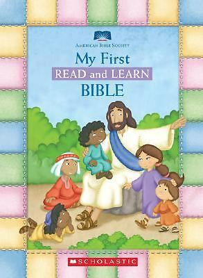 My First Read And Learn Bible,