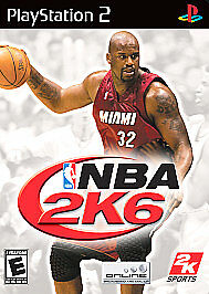 NBA 2K6 - PlayStation 2, 2K Games