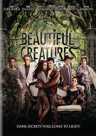 Beautiful Creatures (DVD + UltraViolet),