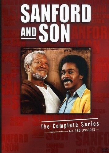 Sanford and Son: The Complete Series (Slim Packaging) by Foxx, Redd, Wilson, De