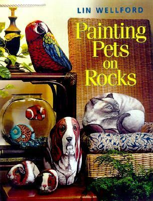 Painting Pets on Rocks by Wellford, Lin