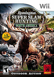 Remington Super Slam Hunting North America - Nintendo Wii by Solutions 2 Go