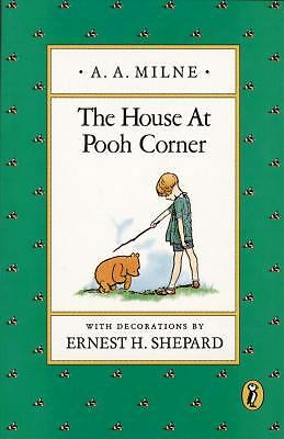 The House at Pooh Corner (Winnie-the-Pooh), Milne, A. A., Good Condition, Book