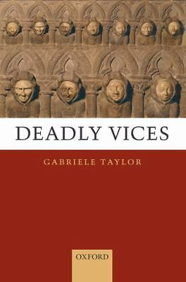 Deadly Vices  Taylor, Gabriele