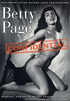Betty Page Confidential by Stan Corwin Productions, Bunny Yeager