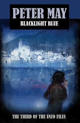 Blacklight Blue: The third Enzo File (Enzo Files), May, Peter, Good Condition, B