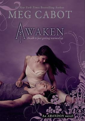 Abandon Book 3: Awaken, Cabot, Meg, Good Condition, Book