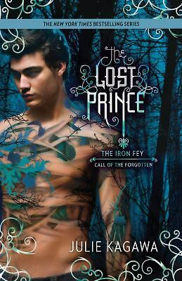 The Lost Prince (Iron Fey), Kagawa, Julie, Good Condition, Book