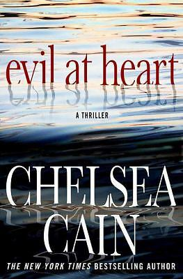 Evil at Heart, Chelsea Cain, Good Condition, Book