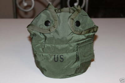 Military Surplus, LC-2 Water Canteen Cover, New