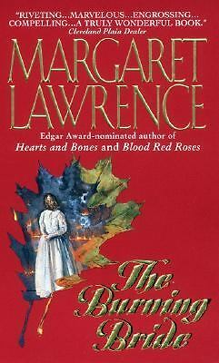 The Burning Bride, Lawrence, Margaret, Good Condition, Book