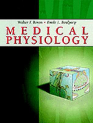 Textbook of Medical Physiology  Walter Boron, Emile L. Boulpaep