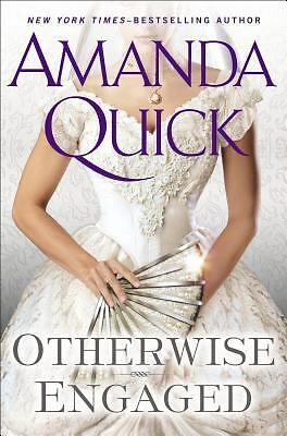 Otherwise Engaged, Quick, Amanda, Good Condition, Book