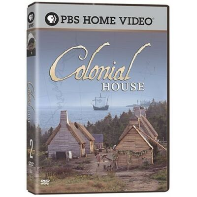 Colonial House by