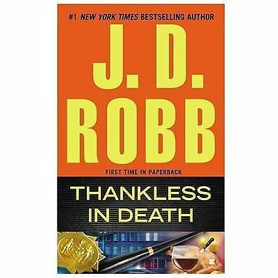 Thankless in Death by Robb, J. D.