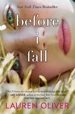 Before I Fall by Oliver, Lauren