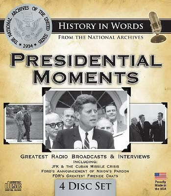 Presidential Moments (History in Words)  National Archives