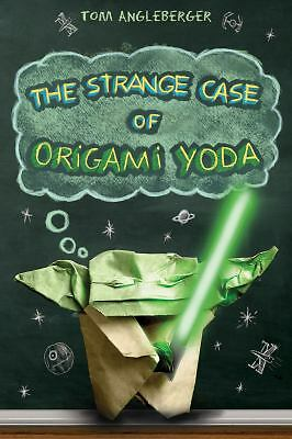 The Strange Case of Origami Yoda, Angleberger, Tom