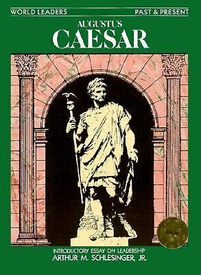 Augustus Caesar by Nancy Z. Walworth (1989, Hardcover) unread