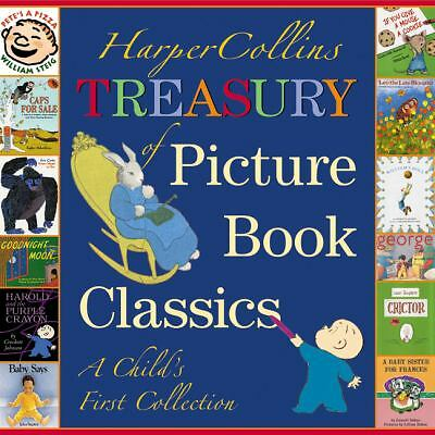 HarperCollins Treasury of Picture Book Classics: A Child's First Collection  Te