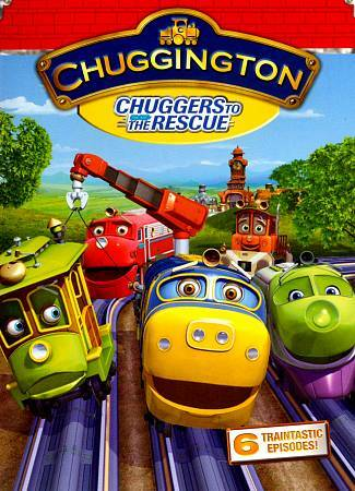 Chuggington: Chuggers to the Rescue by Chuggington Characters
