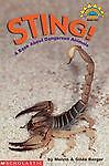 Sting: A Book About Dangerous Animals (Hello Reader Science Level 3), Berger, M