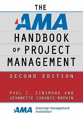 AMA Handbook of Project Management, Second Edition by