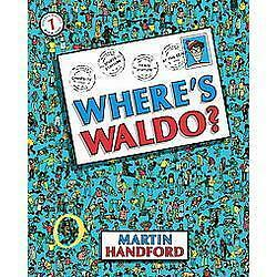 Where's Waldo? by Handford, Martin