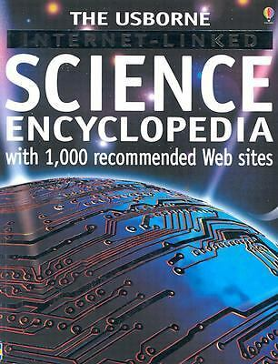 The Usborne Internet-Linked Science Encyclopedia (Usborne Internet-Linked Disco