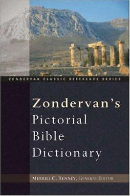 Zondervan's Pictorial Bible Dictionary by Douglas, J. D., Tenney, Merrill C.