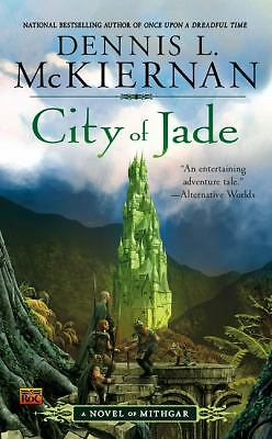 City of Jade: A Novel of Mithgar  McKiernan, Dennis L.