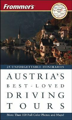 Frommer's Austria's Best-Loved Driving Tours  British Auto Association