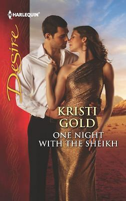 One Night with the Sheikh  Gold, Kristi