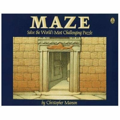 Maze: Solve the World's Most Challenging Puzzle by Manson, Christopher