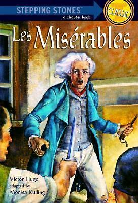 Les Miserables (A Stepping Stone Book) by Hugo, Victor
