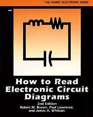 How to Read Electronic Circuit Diagrams (Tab Hobby Electronics Series)  Brown,