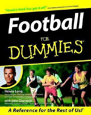 Football for Dummies  Howie Long
