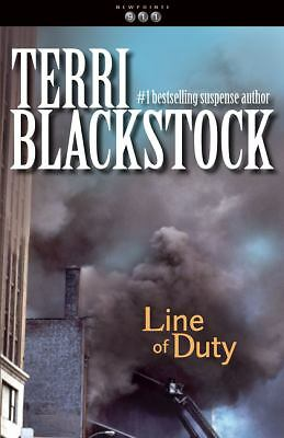 Line of Duty (Newpointe 911 Series #5) by Blackstock, Terri