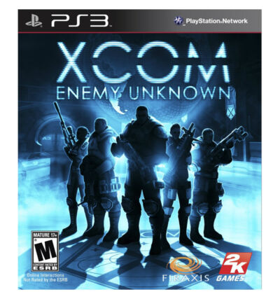 XCOM: Enemy Unknown - Playstation 3 by