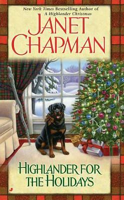 Highlander for the Holidays (Jove Book) by Chapman, Janet