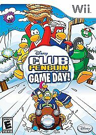 Club Penguin: Game Day! by